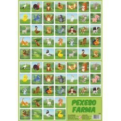 Obrázek pexeso Farma