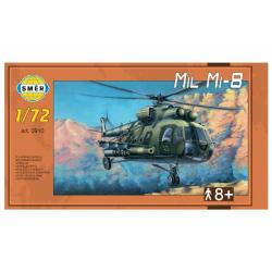 Obrázek Model Mil Mi-8 1:72 25,5x29,5 cm