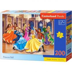 Obrázek Puzzle Castorland 200 dílků premium - Bál pro princeznu