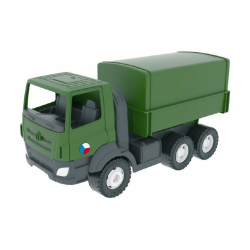 Obrázek Auto Tatra 810 plast 30cm khaki vojenská