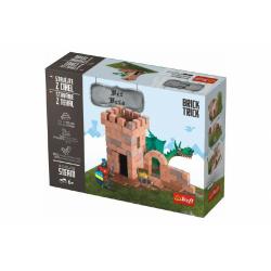 Obrázek Stavějte z cihel Věž stavebnice Brick Trick