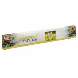 Obrázek Malování pomocí kamímků Diamond Pejsek 40x50 cm