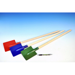 Obrázek Rýľ drevo / kov 71cm - 3 farby náradie