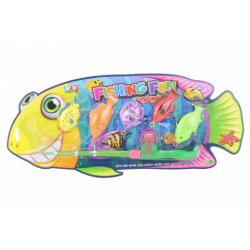 Obrázek Rybičky s prutem