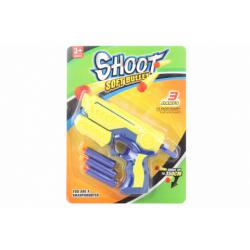 Obrázek Pistole na pěnové náboje