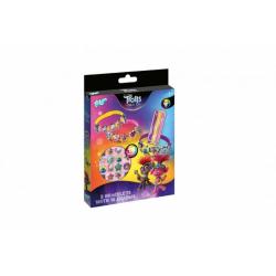 Obrázek Vyrob si náramek Trollové/Trolls world tour kov/plast v krabičce 15x21x2,5cm