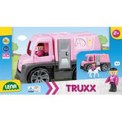 Obrázek Autá Truxx konský transport v krabici