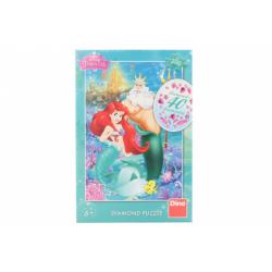 Obrázek Puzzle Ariel diamond 200 dílků
