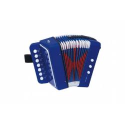 Obrázek Harmonika tahací plast v krabici 19x18x10cm