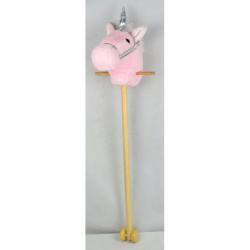 Obrázek Jednorožcova hlava na tyči 100 cm
