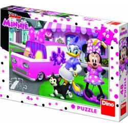 Obrázek Puzzle 48 dílků Minnie a Daisy