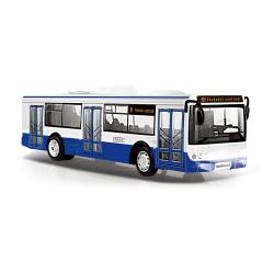 Obrázek Autobus který hlásí zastávky česky 28 cm