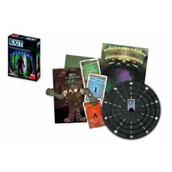 Obrázek Úniková hra Exit: Prokletá horská dráha společenská hra v krabici 13x18x4cm