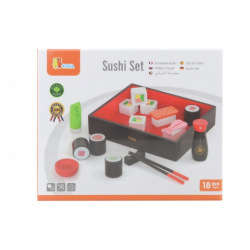 Obrázek Dřevěné sushi