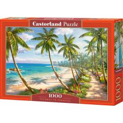 Obrázek Puzzle Castorland 1000 dílků - Cesta rájem