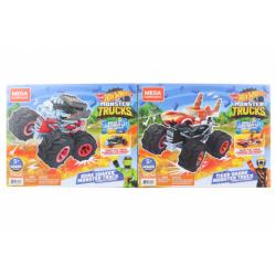 Obrázek Mega Construx Hot wheels monster trucks  GVM14