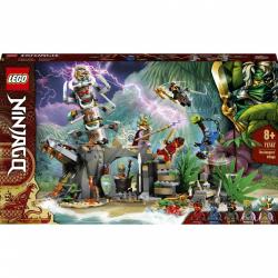 Obrázek LEGO<sup><small>®</small></sup>® NINJAGO® 71747 Vesnice strážců