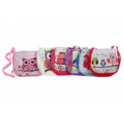 Obrázek Kabelka se sovičkami