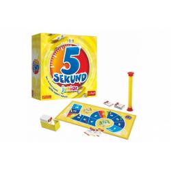 Obrázek 5 Sekund junior společenská hra v krabici 26x26x8cm CZ verze