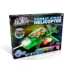 Obrázek Stavebnica Helikoptéra svietiace