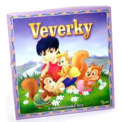 Obrázek hra Veveričky