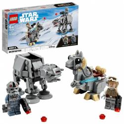 Obrázek LEGO<sup><small>®</small></sup>® Star Wars™ 75298 Mikrobojovníci AT-AT™ vs. T