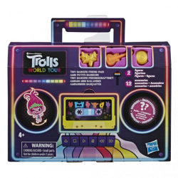 Obrázek Troll tiny dancers - balení přátel