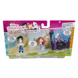 Obrázek Disney Princess Mini princezna trojbalení