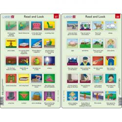 Obrázek Puzzle Angličtina - delší věty RA14 20 dílků