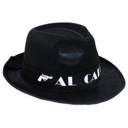 Obrázek klobouk Al Capone pro dospělé
