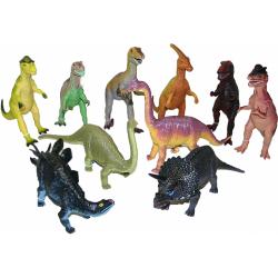 Obrázek dinosaurus 25-35 cm, 10 druhů