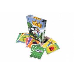 Obrázek Kšá! karetní společenská hra v krabičce 10x13x3cm