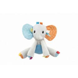 Obrázek Slon sedící plyš 22cm v sáčku 0+