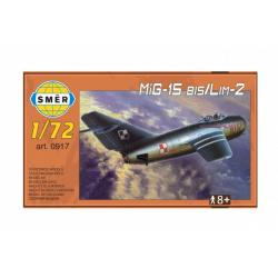Obrázek Model MiG-15 bis/Lim-2 1:72 15x14cm v krabici 25x14,5x4,5cm