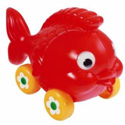 Obrázek Ryba na kolečkách