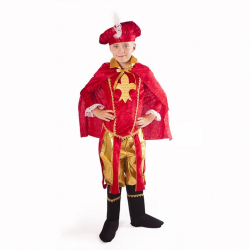 Obrázek kostým princ vel. M