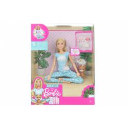 Obrázek Barbie Wellness panenka a meditace GNK01