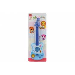 Obrázek Kytara modrá