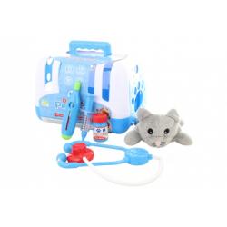 Obrázek Veterinář s kočičkou