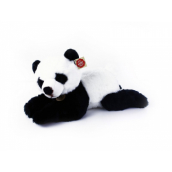 Obrázek plyšová panda ležící, 43 cm