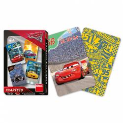 Obrázek CARS 3 Kvarteto