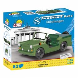 Obrázek Cobi 24556  TRABANT 601 Kubelwagen