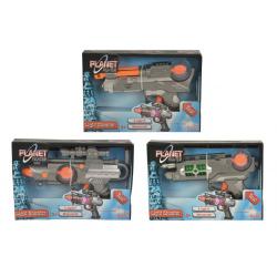 Obrázek Planét Fighter zbraň 22cm 3 druhy - 3 druhy