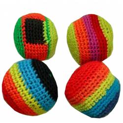 Obrázek míček Hacky Sack barevný