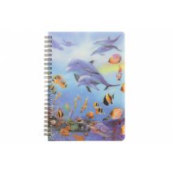 Obrázek Zápisník A5 moře