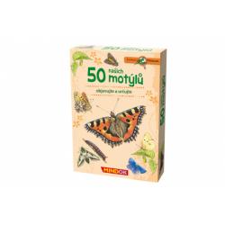 Obrázek Expedícia príroda: 50 našich motýľov