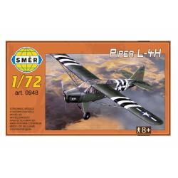 Obrázek Model Piper L-4H 1:72 14,7x9,3cm