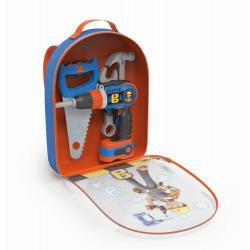 Obrázek Bořek Batoh s mechanickým aku šroubovákem a nářadím