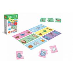 Obrázek Hra školou® Poznej před a po kreativní a naučná hra v krabici 16x25x5cm