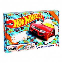Obrázek Hot Wheels dárkový box